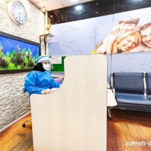 خدمات دندانپزشکی در منزل