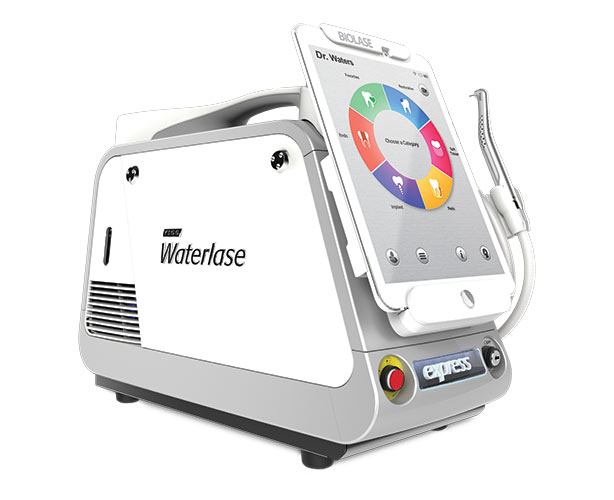 فروش لیزر بافت نرم و سخت Biolase- Waterlase Express