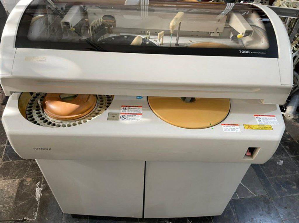 خرید و فروش اتوآنالایزر هیتاچی 7080
