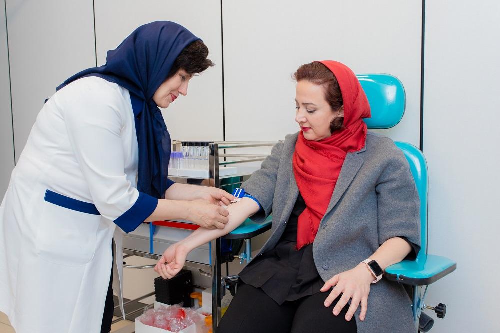 استخدام پرستار و پزشک در کلینیک بان فرمانیه